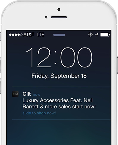 Gilt-consistent-timing-notifications