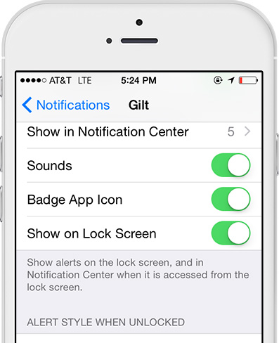 Gilt-custom-sounds-with-push-notifications